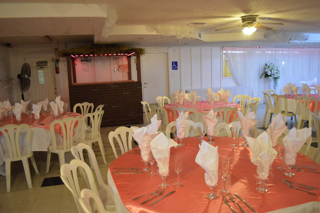 Have your wedding reception, birthday and business event at Old Mexico!