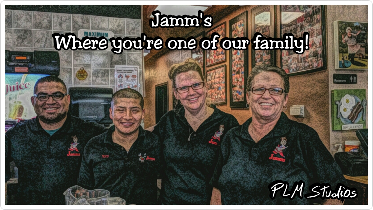Jamm's Restaurant: Feature Story by Paulette Motzko